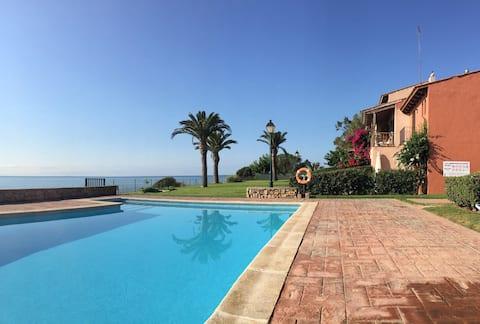 Beach House - Diseño vintage mediterráneo