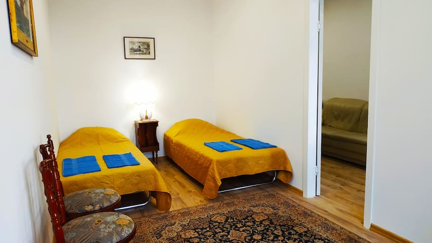 City center rent apartments with free parking N46