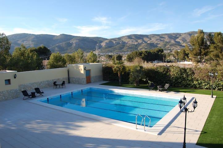 Monte suite room - Alicante