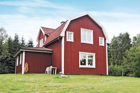 Holiday cottage with 2 bedrooms on 100m² in Vrigstad