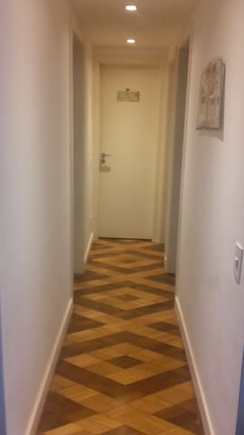 Corredor / Access to rooms