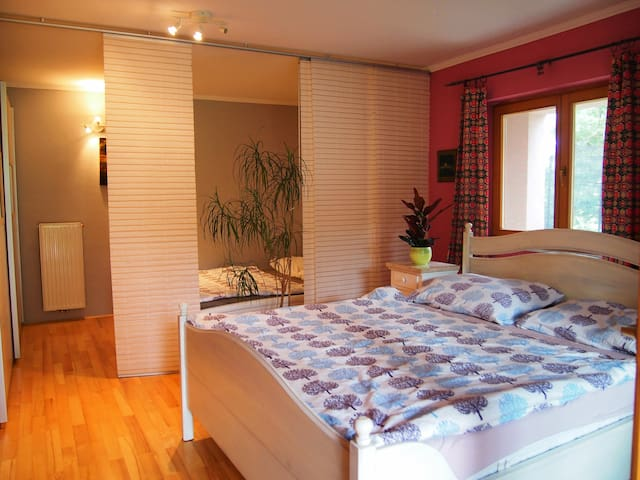 Spacious Warm-Hearted Room in Guest House Dorina