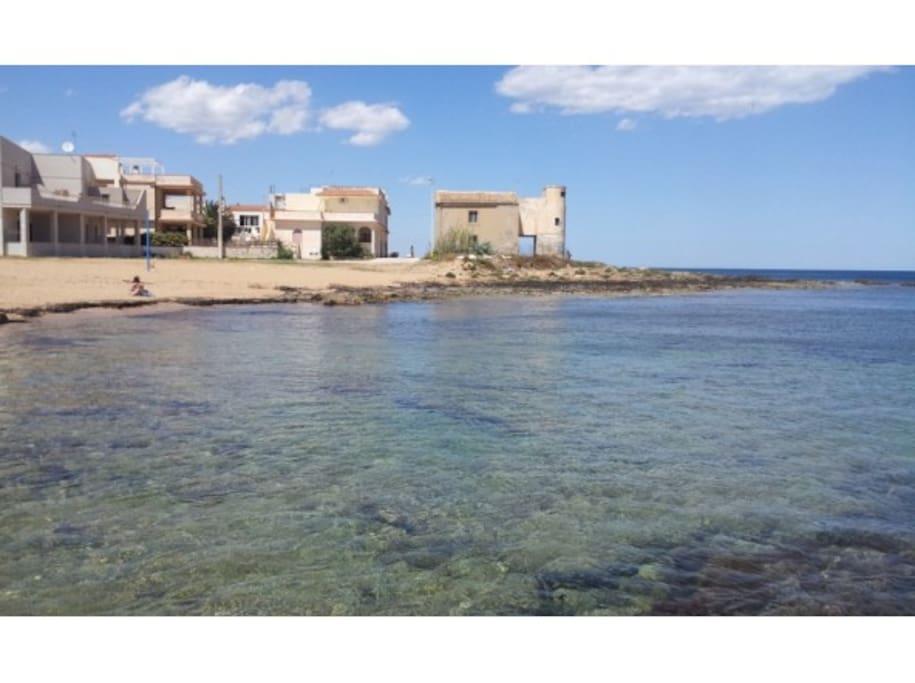 Spiaggetta Calabernardo