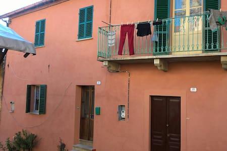 Casa padronale con bel giardino - Montaldo di Mondovì