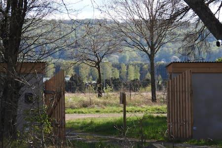 Luxury farm in the county