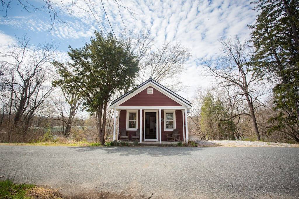 Riverhouse The Delaware Water Gap Cabins For Rent In