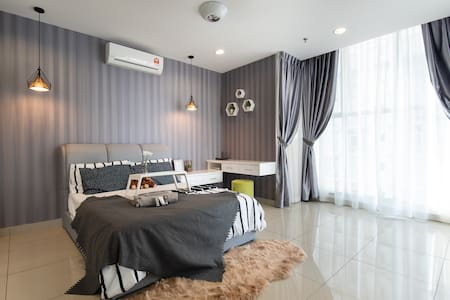 Modern Luxury @ 3Elements Seri Kembangan *Netflix*
