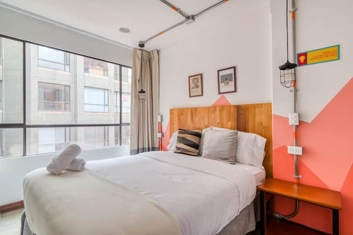Selina Chapinero Bogota  - Small Room