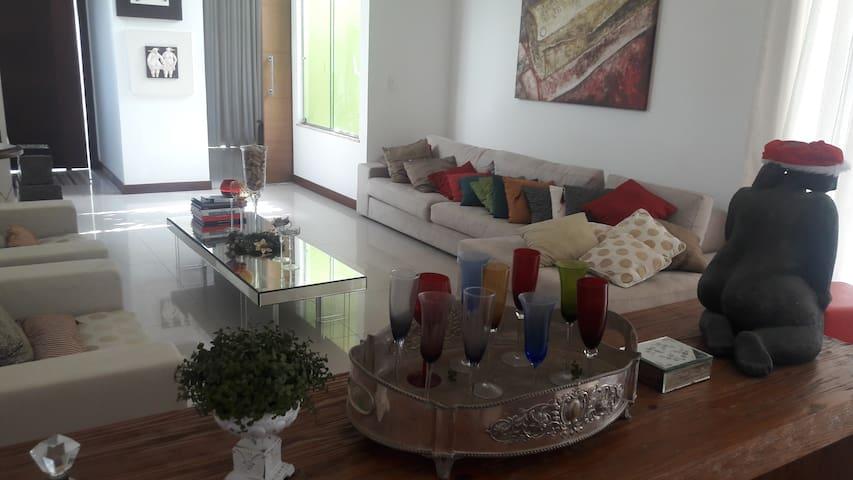 Sala de estar ambiente 1