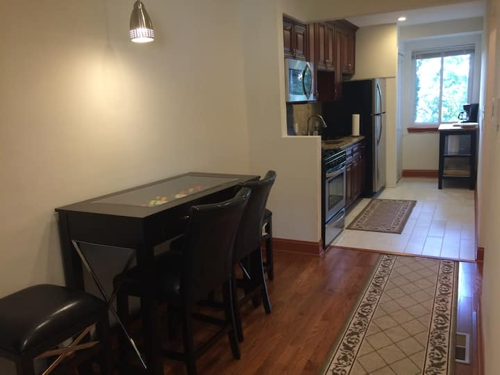Washington DC remodeled 2 BR Apt in Silver Spring