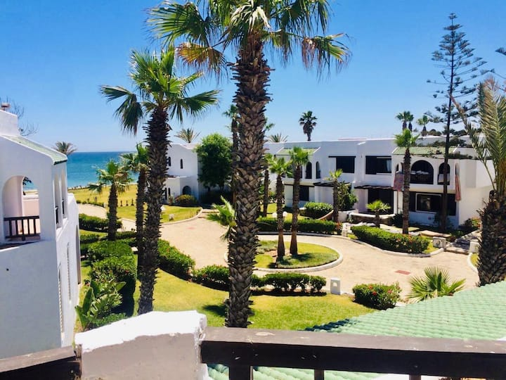 Bahia Smir   ll   Sea View Villa