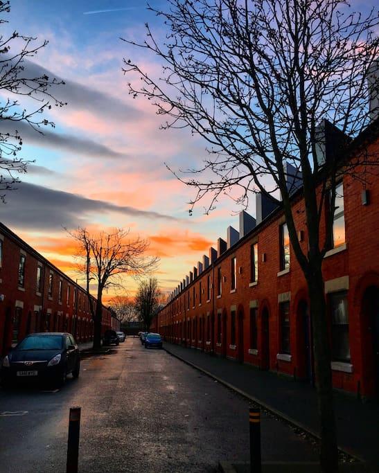 Double Room in Award Winning Modern Townhouse - 借りられる一軒家 - グレーター・マンチェスター, イングランド, イギリス