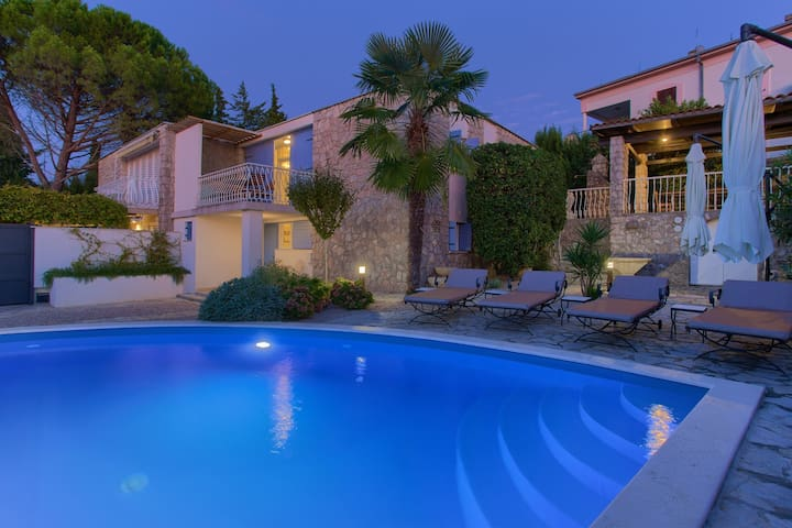 Villa Blue Dondola - Croatia Luxury Rent