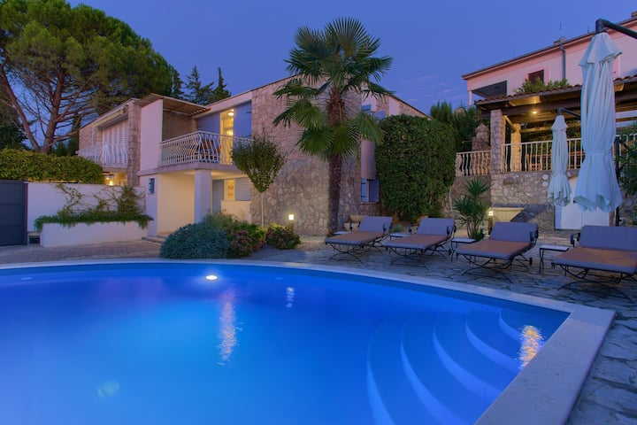 Villa Blue Dondola - Croatia Luxury Rent