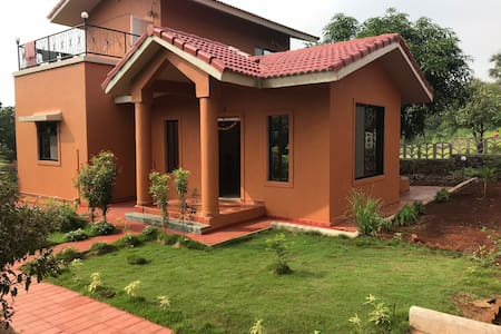 Bungalow at Greenway Properties, Malwada,Wada