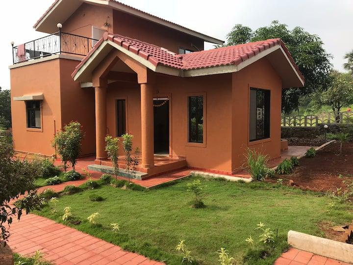 Bungalow at Greenway Properties, Malwada,Wada