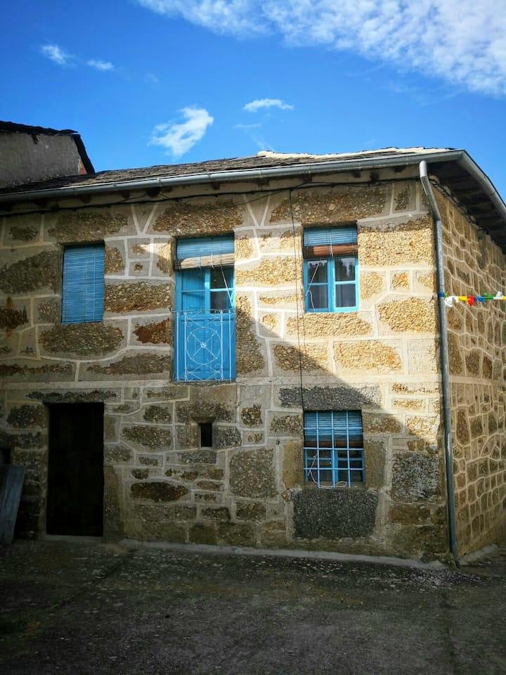 Casa rustica en zona rural