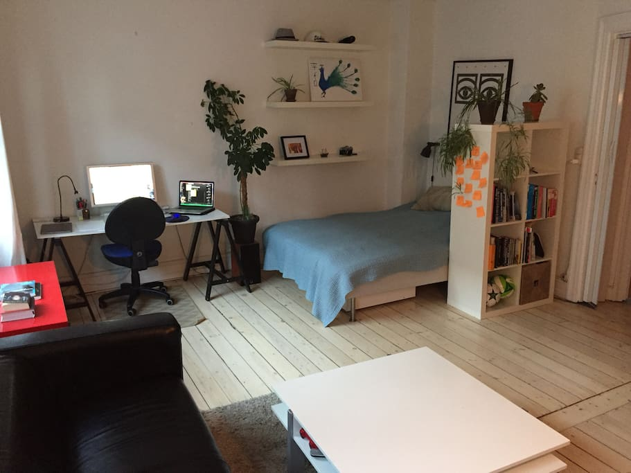 Cosy And Humble Apartment In The Heart Of Cph Flats For Rent In Frederiksberg Denmark