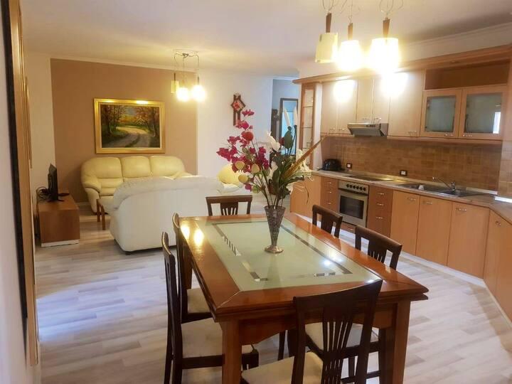 Roland's Apartment