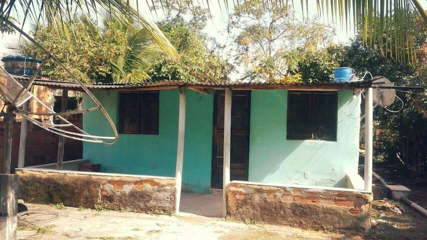 Aluguel de casa em Nova Iguaçu (BOM PREÇO !) - Nova Iguaçu