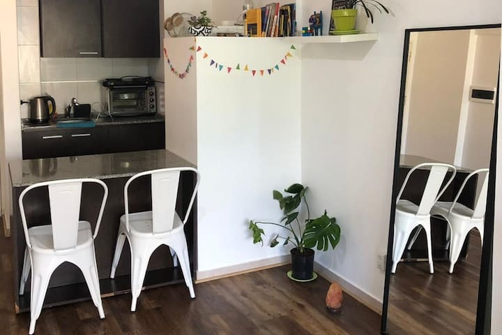Cozzy Studio Apartment in the heart of Palermo