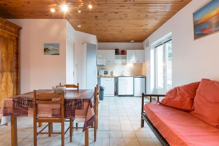 Studio à 2km des plages de St Cast - Matignon - Dům
