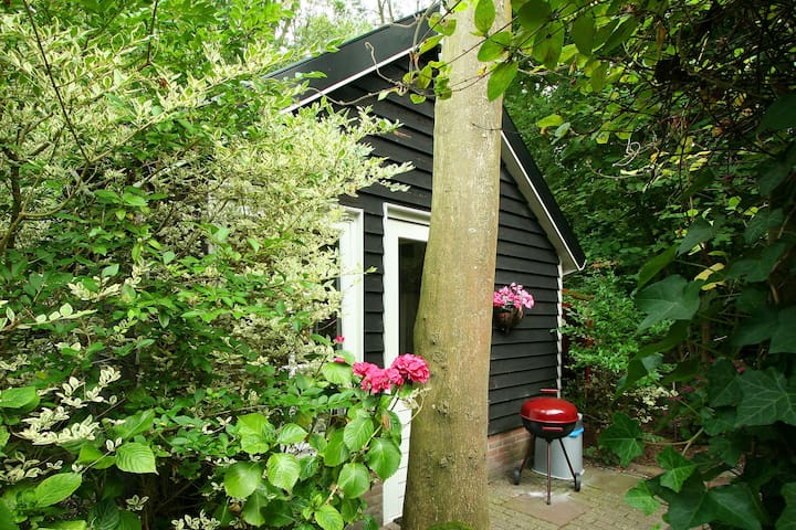 Intimate holiday home in Veere in Zeeland.