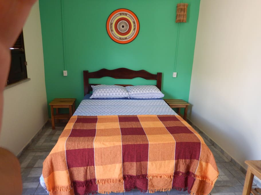 Chalé de Casal / Double room