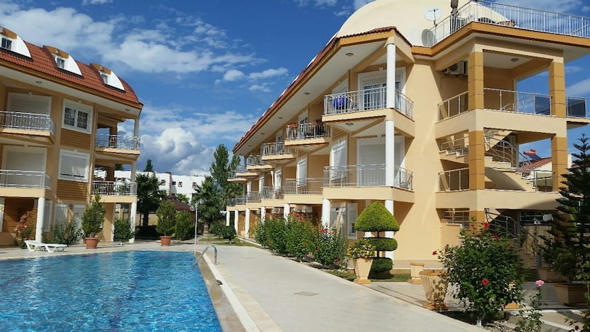 New apart with pool and wi-fi in 600m from sea - Kemer - Appartement