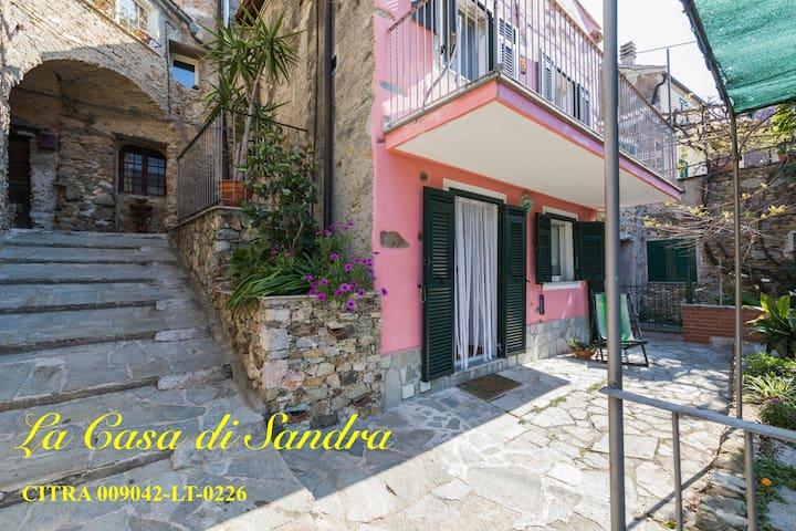 Sandra's Little Stone House