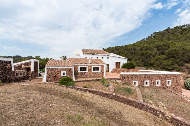 Casa Finca - traumhafte Finca mit Meerblick