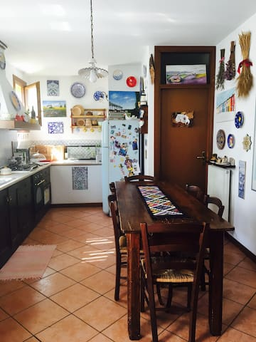 between the Dolomites and Venice - Montebelluna - Apartamento