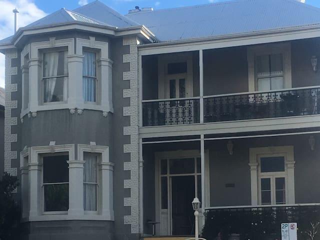 10 Molle Street. Hobart.