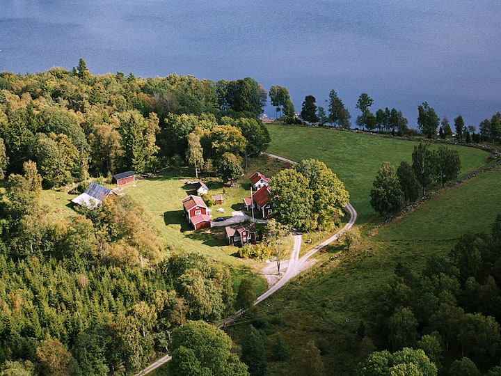 Summer house in Småland near Bolmen