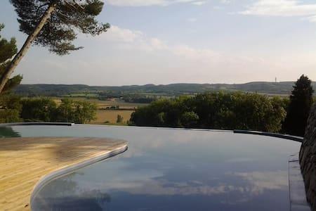 Lovely Castel+ Pool / Canal du Midi - Mas-Saintes-Puelles - 獨棟