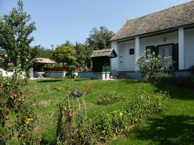 Wally Udvar vakantiewoning in zuid Hongarije - Kisnyárád