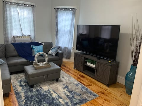 Comfortable 3BR in the heart of Worcester