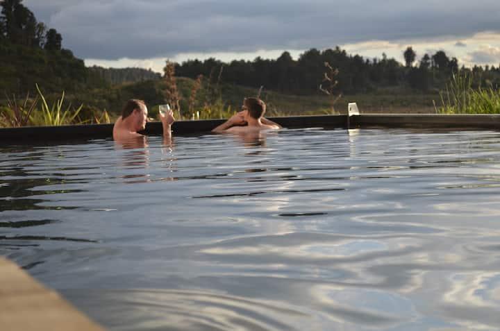 Tongariro Springs Petite Suite::