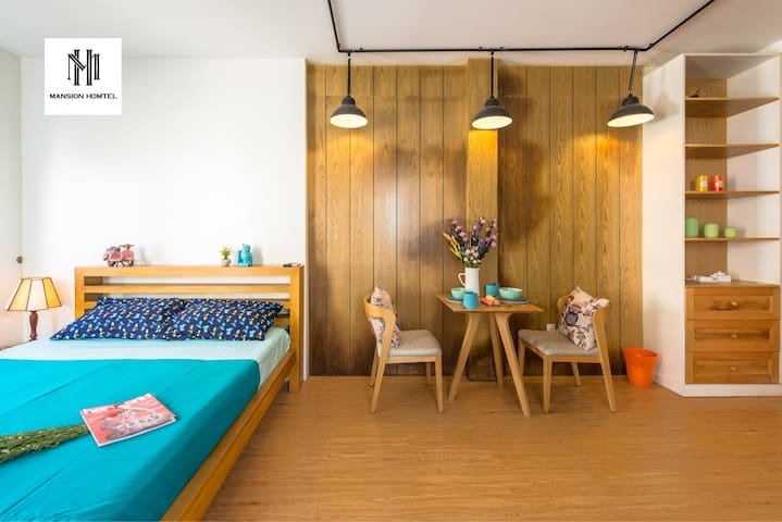 Sunshine studio in district 1 - Ho Chi Minh City - House