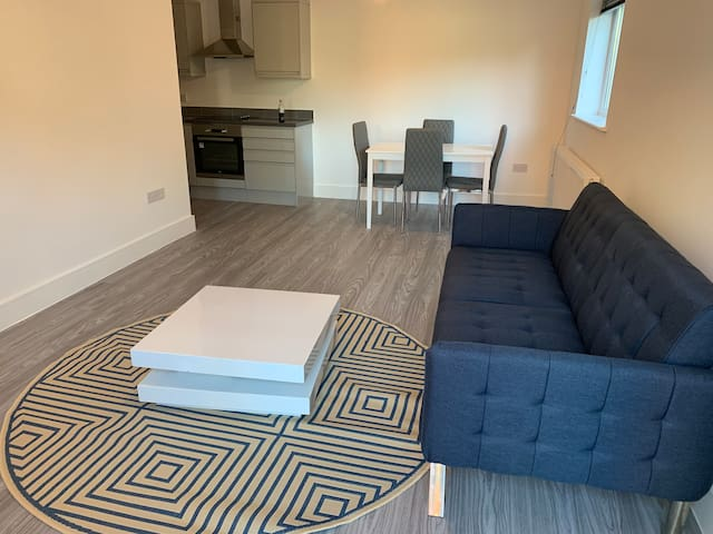 Folkestone modern apartment