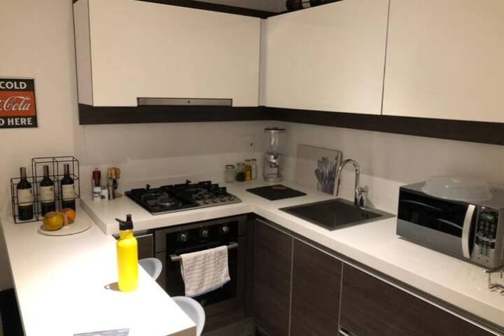 Apartamento Virrey Bogotá -  45 m2