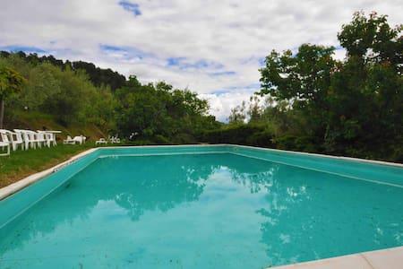 Villa a Pian di Scò per 8 persone ID 77 - Pian di Scò - วิลล่า