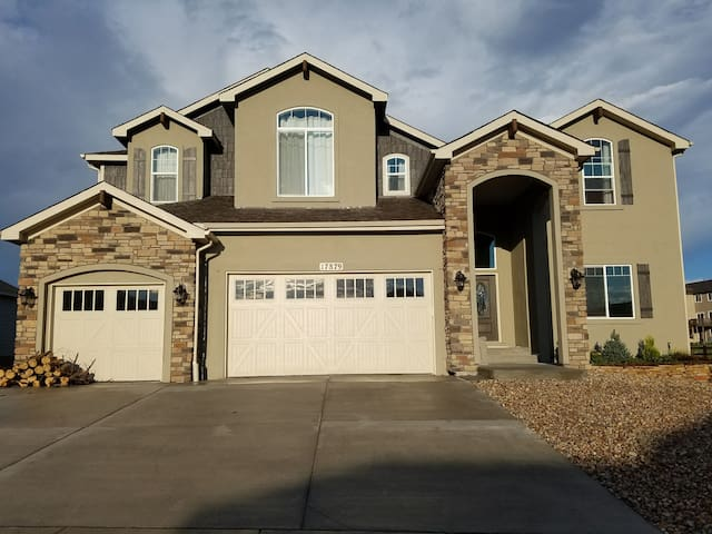 Monument home in beautiful Colorado