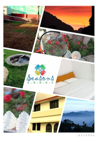 Seasonskodai One Bedroom studio apt - Kodaikanal - Byt