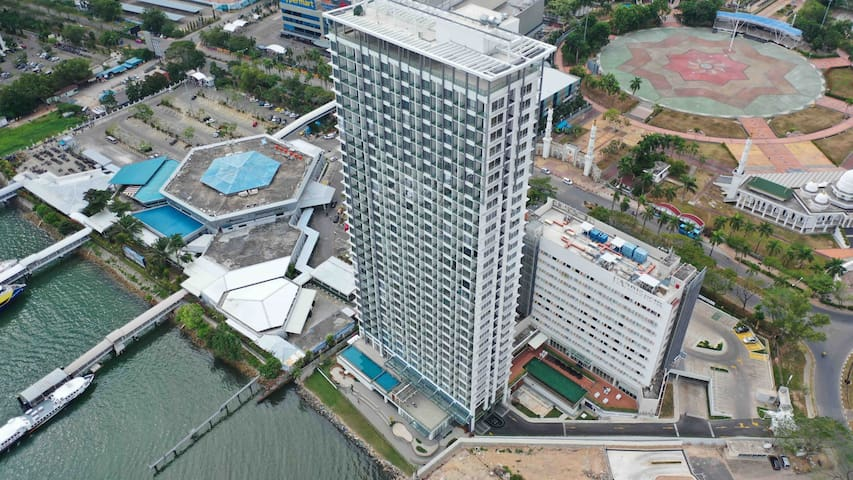 Kenzie 11-AH One Residence Apt Batam Centre