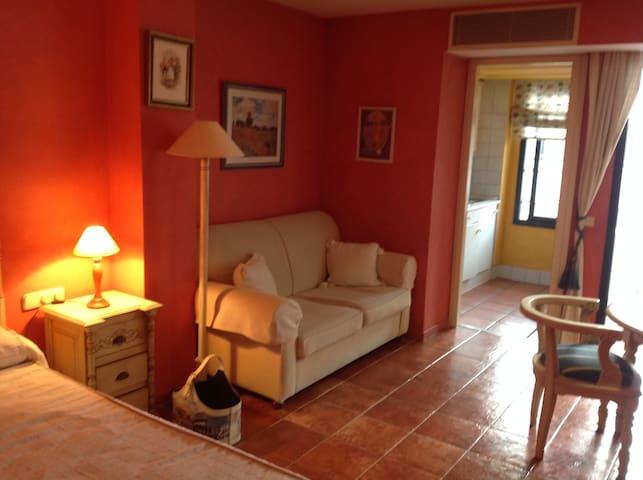 Estudio Sotogrande, piscina 320 - San Roque - Apartment