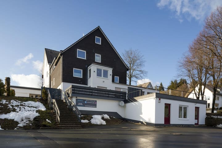 Enticing Holiday Home in Winterberg near Bobsleigh Track