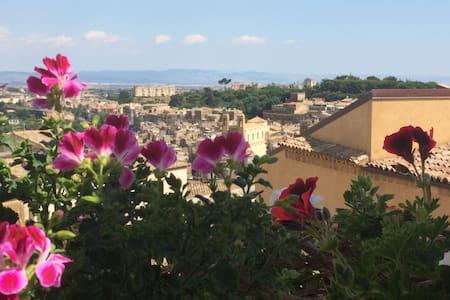 Appartamento con vista spettacolare - Caltagirone - アパート