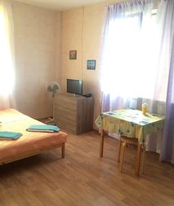 двухместная квартира-Студио