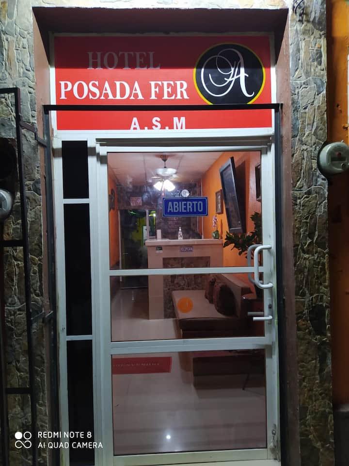 Hotel Posada Fer Hab. 01